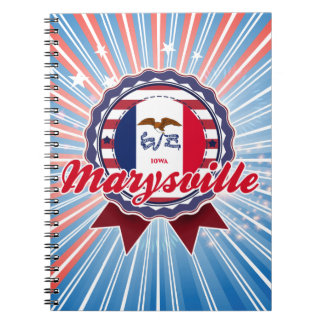 Marysville IA Libreta Espiral