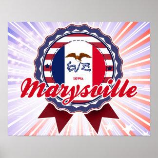 Marysville, IA Impresiones
