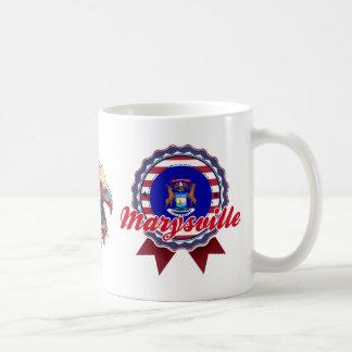 Marysville MI Taza De Café