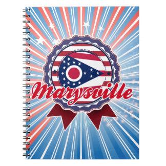 Marysville OH Libretas Espirales