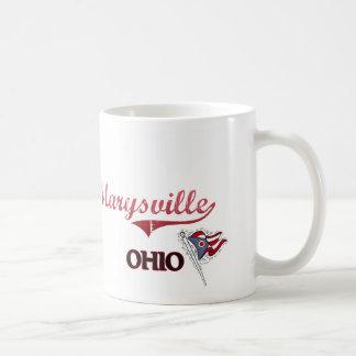Marysville Ohio City Classic Mugs