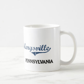 Marysville Pennsylvania City Classic Coffee Mugs