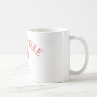 Marysville Pink Girl Coffee Mugs