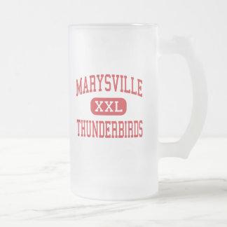 Marysville - Thunderbirds - Junior - Marysville Coffee Mugs