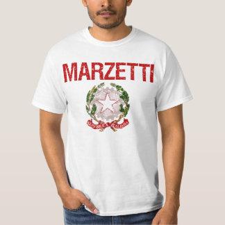 Marzetti Italian Surname Tee Shirt
