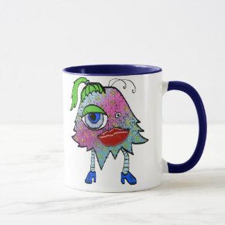 marzipan monster mug