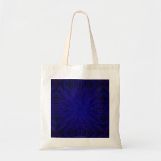 Más allá de bolso azul de la ráfaga bolsas