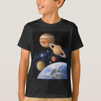 Más allá de la camisa casera del planeta