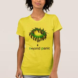 Más allá de la camisa de BP del pánico - señoras