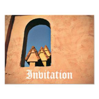 Más allá de la pared invitación