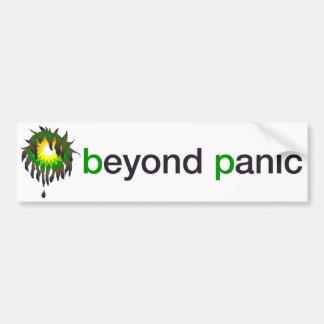 Más allá de la pegatina para el parachoques de BP  Pegatina Para Auto