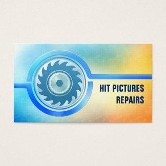 Más allá de las actuales tarjetas de reparación de tarjetas de visita