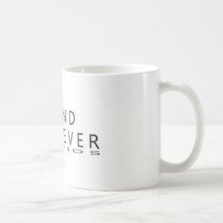 Más allá de los estudios del Forever - logotipo Taza Clásica