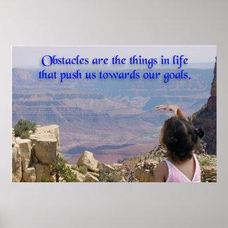 Más allá de nuestros obstáculos poster
