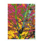 Más allá del espectro impresiones en lienzo estiradas