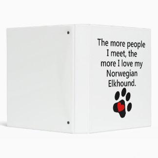 Más amor de I mi Elkhound noruego