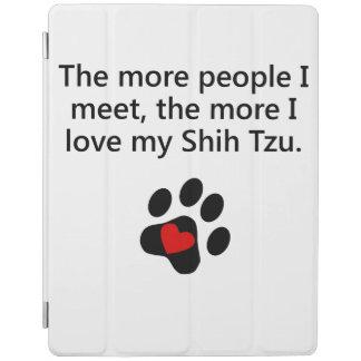 Más amor de I mi Shih Tzu Cover De iPad