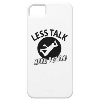 Más bola de mano menos charla iPhone 5 Case-Mate protectores