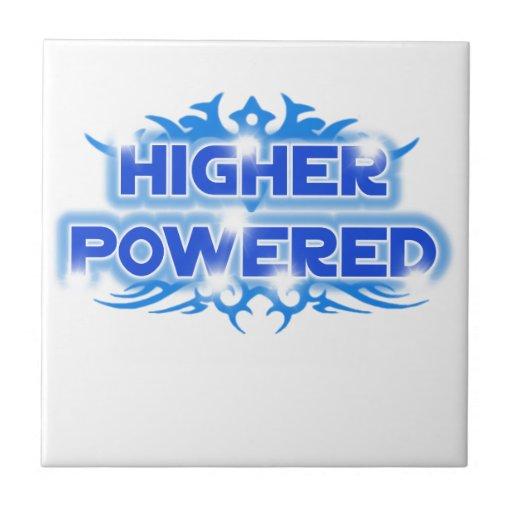 Más de alta potencia azulejo cuadrado pequeño