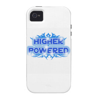 Más de alta potencia vibe iPhone 4 funda