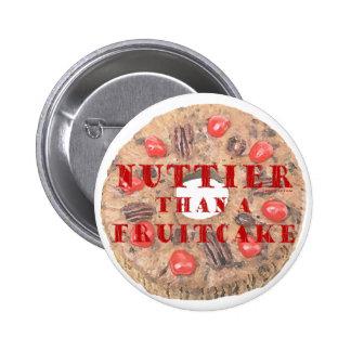 Más de nuez que un Fruitcake Pins
