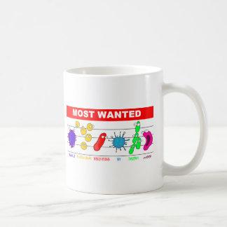 Más deseado taza clásica