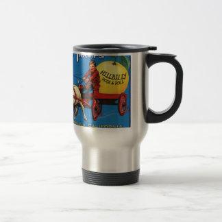 Más diversión del vagabundo de la fruta tazas de café