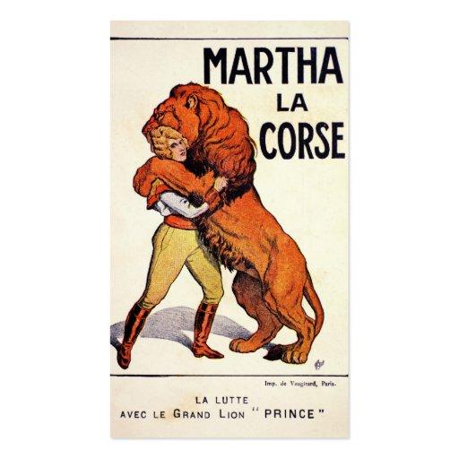 Más doméstico de león de Corse del La de Martha de