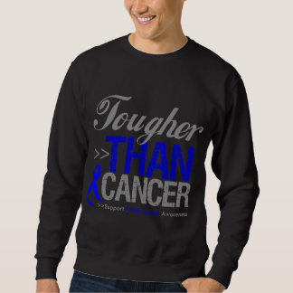 Más duro que el cáncer - cáncer de colon sudadera