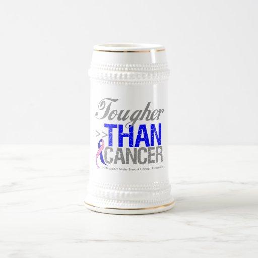 Más duro que el cáncer - cáncer de pecho masculino tazas de café