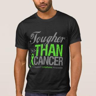Más duro que el cáncer - linfoma remera