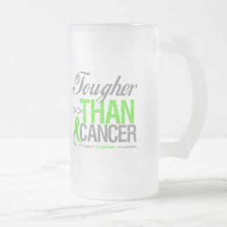 Más duro que el cáncer - linfoma tazas de café