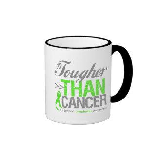 Más duro que el cáncer - linfoma tazas