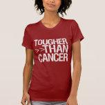 Más duro que el cáncer v2 camiseta