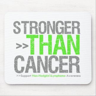 Más fuerte que el cáncer - linfoma Non-Hodgkin Alfombrilla De Ratones
