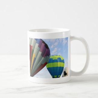 ¡Más globos! Taza De Café