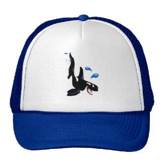 Más gorra del juego de la orca