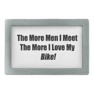 Más hombres resuelvo más amor de I mi bici