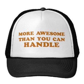 Más impresionante que usted puede imaginarse gorras de camionero