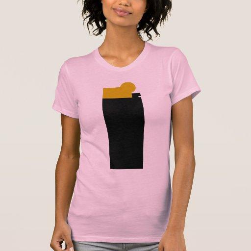 Más ligero camisetas