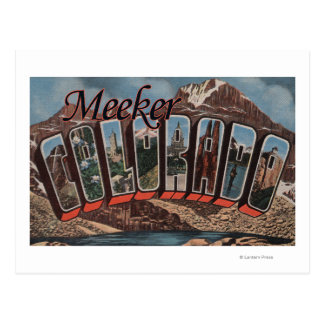 Más manso, Colorado - escenas grandes de la letra Tarjetas Postales
