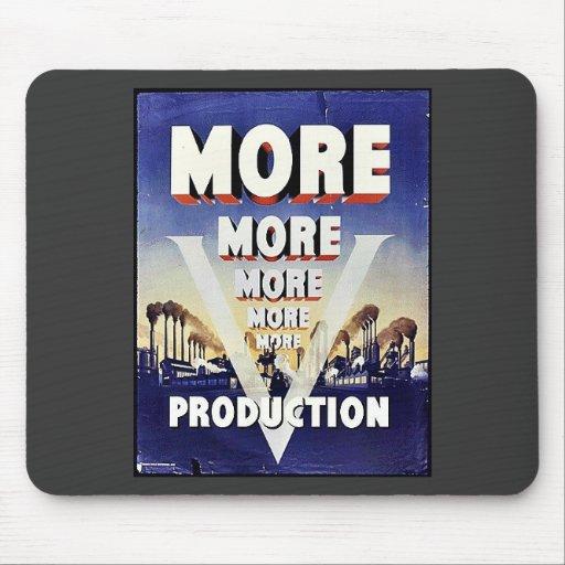 Más más más producción tapetes de ratones