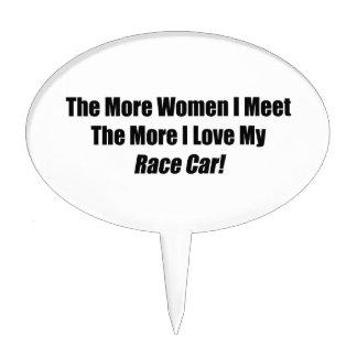 Más mujeres resuelvo más amor de I mi coche de Decoraciones De Tartas