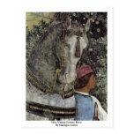 Más novios que esperan: Caballo de Mantegna Andrea Postal
