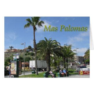 Mas Palomas 001 Tarjeta