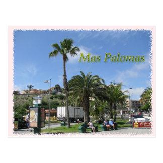 Mas Palomas 001 Tarjetas Postales