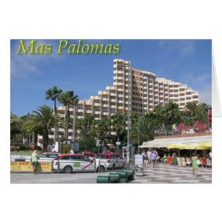 Mas Palomas 002 Felicitacion