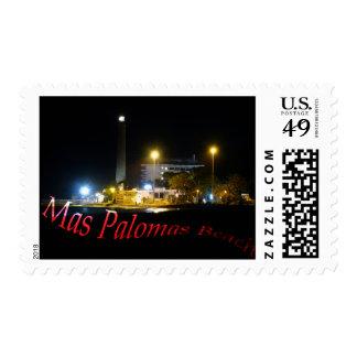 Mas Palomas beach Postage