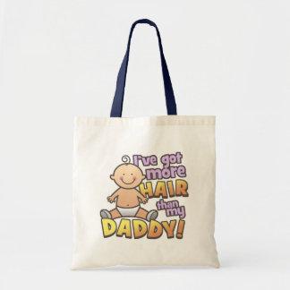 Más pelo que las camisetas y los regalos del papá bolsas