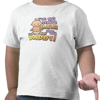 Más pelo que las camisetas y los regalos del papá